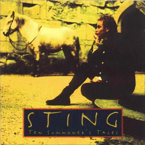 Shape Of My Heart – Sting
