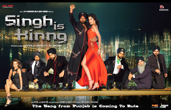Teri Ore - Singh Is King [2008]