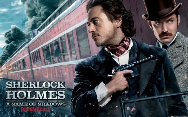 Sherlock Holmes: A Game of Shadows [2011]