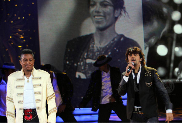 Jermaine Jackson performed a nostalgic tribute concert to his late brother Michael Jackson