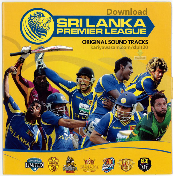 SLPL T20 Original Soundtracks