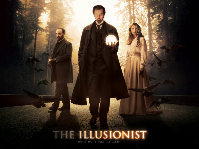 The Illusionist 2006