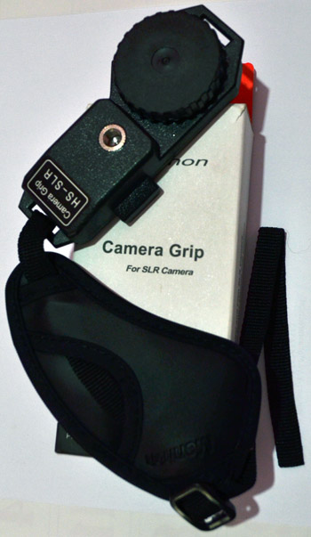 Mennon DSLR camera grip