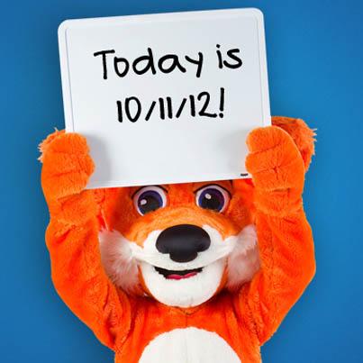 Happy 10.11.12 !