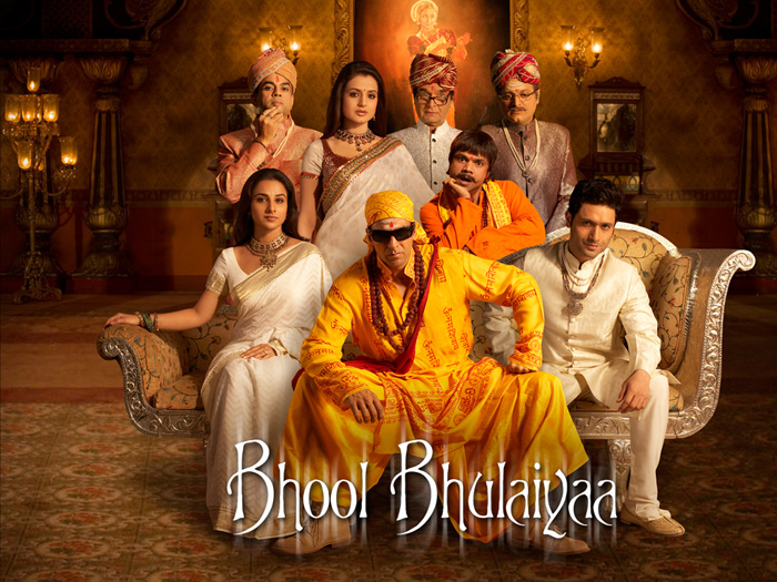 Bhool Bhulaiyaa [2007]