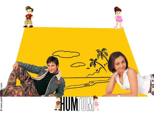 Saanson Ko Saanson Mein - Hum Tum [2004]