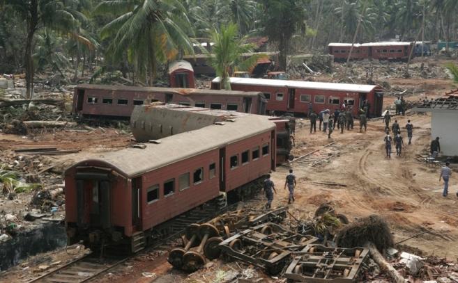 tsunami 2004 Sri Lanka