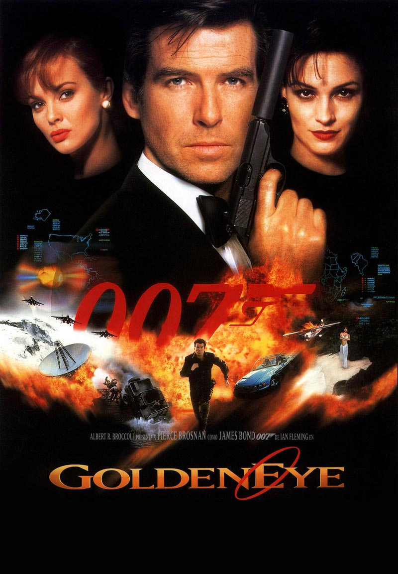 James Bond: GoldenEye [1995]