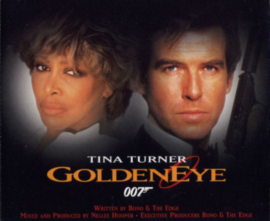 007 James Bond - Golden Eye (Title Song) - [1995]