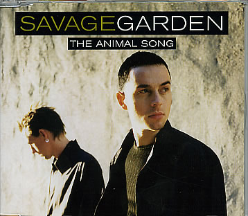 The animal song savage garden 1999 I want you savage garden lyrics