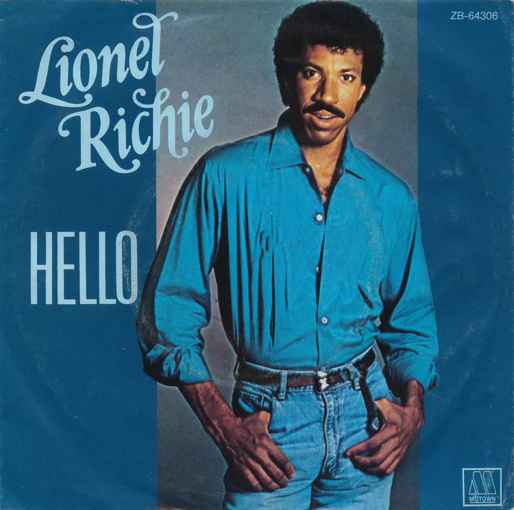 """""""Hello"""" - Lionel Richie [1984]"""