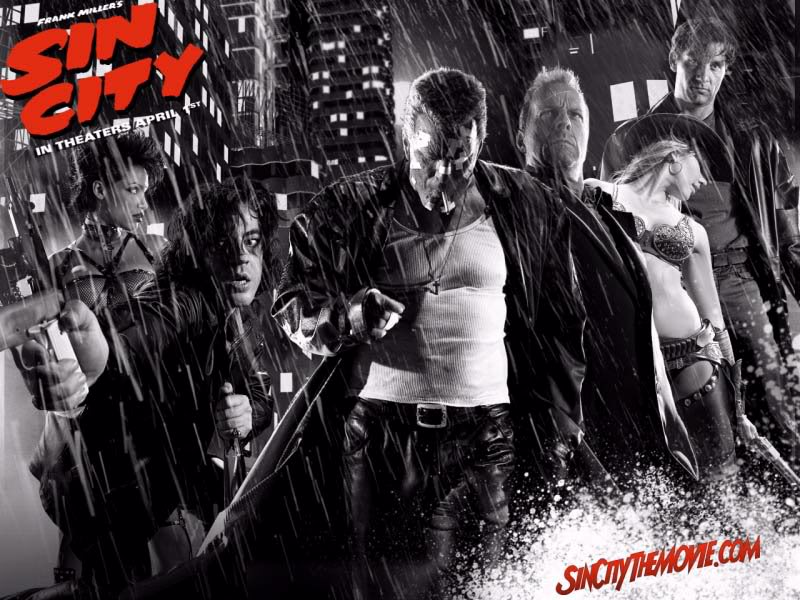 Sin City [2005]