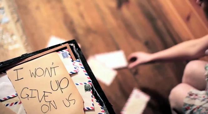 I Won't Give Up - Jason Mraz [2012]