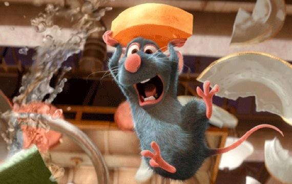 Ratatouille [2007]