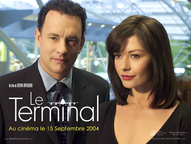 The Terminal [2004]