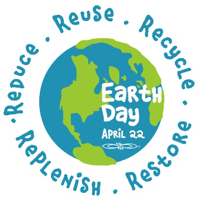 Make every day Earth Day - 50th annual Earth Day